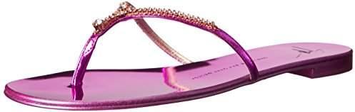 Giuseppe Zanotti Women's E60114 Flat Sandal