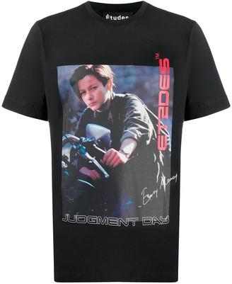 Études Wonder Easy Money T-Shirt