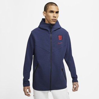 Nike Men's Full-Zip Hoodie England Tech Pack