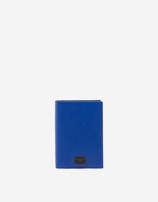 Dolce & Gabbana Dauphine Calfskin Passport Case