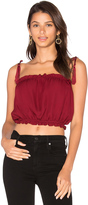 Stone_Cold_Fox STONE COLD FOX Ginger Crop Top