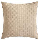 Pier 1 Imports Weston Oatmeal Euro Pillow Sham