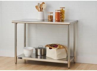 Trinity EcoStorage? Stainless Steel Table