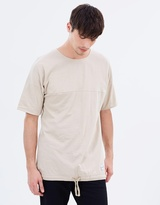 King Apparel White Label Oversized Tee