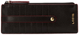 Lodis Women's Kate Credit Card Case with Zipper Wallet