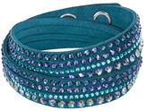 Swarovski Slake Deluxe Crystal Wrap Bracelet