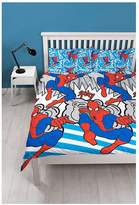 Marvel Ult Spiderman Popart Duvet Set