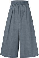 Le Ciel Bleu volume culottes - women - Polyester/Wool - 36