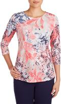 Alia Women's 3/4-Length Sleeve Sweater