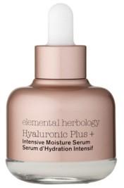 Elemental Herbology Hyaluronic Booster Plus+ Intensive Moisture Serum for Face, 1 fl oz