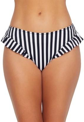 Pour Moi? Capri Stripe Bikini Bottom
