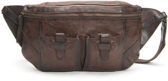 Frye Men's Murray Antiqued Leather Sling Bag