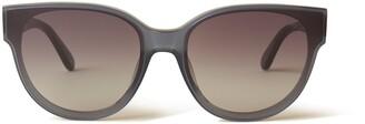 Mulberry Etta Sunglasses Black Acetate