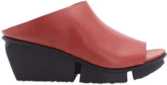 Trippen Solo Leather Wedge
