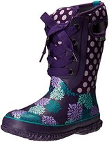 Bogs Kids' Casey Pompons Dots Winter Snow Boot
