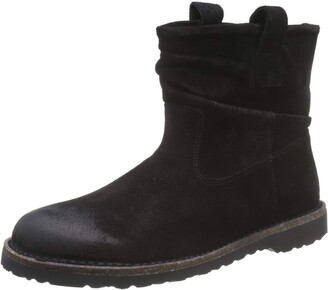 Birkenstock LUTON Suede leather Women's Slouch Boots