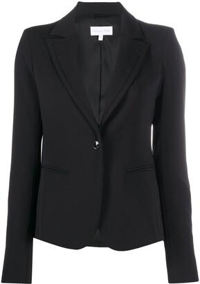 Patrizia Pepe Single-Breasted Tailored Blazer