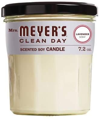 Mrs. Meyer's Lavender Large Jar Candle