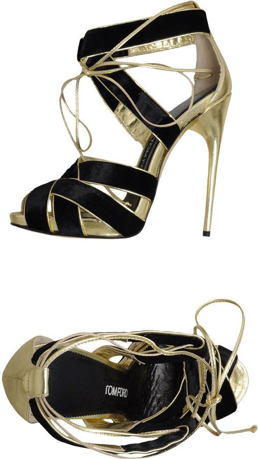 Tom Ford Platform sandals