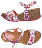 DESIGUAL Sandales
