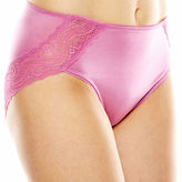 JCPenney Ambrielle Tummy-Smoothing High-Cut Panties