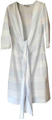 Paul & Joe White Cotton Dress for Women