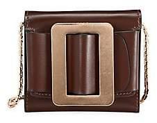 Boyy Women's Buckle Leather Coin Purse