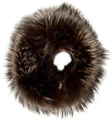 Brunello Cucinelli Fox Fur Collar