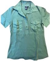 Filippa K Green Cotton Top for Women