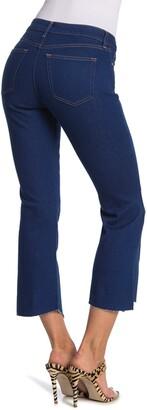 ÉTICA Micki Asymmetrical Hem Jeans