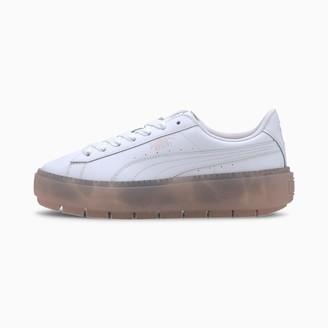 Puma Platform Trace Translucent Women's Sneakers