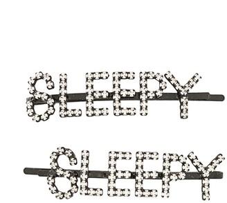 Ashley Williams Sleepy hairpin set