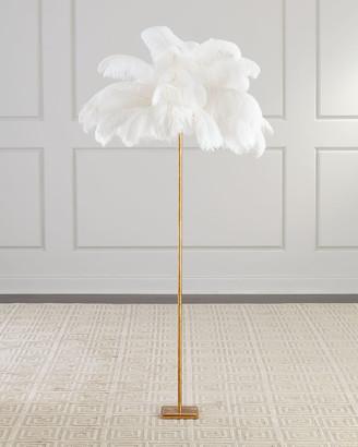 REGINA ANDREW Josephine Feather Floor Lamp