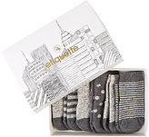 Etiquette Clothiers Set Of 6 Socks