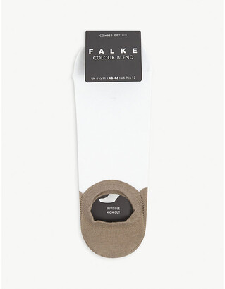 Falke Colour Blend cotton-blend socks