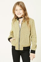 Forever 21 FOREVER 21+ Girls Bomber Jacket (Kids)