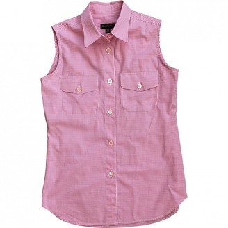 Henry Cotton Pink Cotton Top for Women