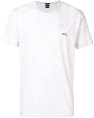 HUGO BOSS contrast logo T-shirt
