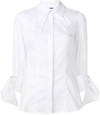Elisabetta Franchi structured formal shirt