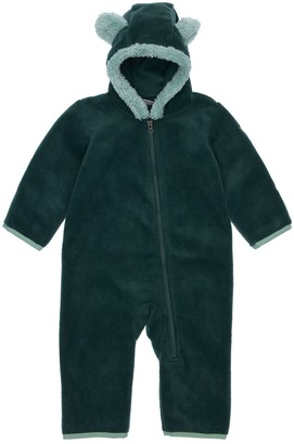 Columbia Bear Baby Hooded Techno Romper