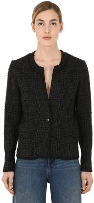 Etoile Isabel Marant Wool Tweed Jacket