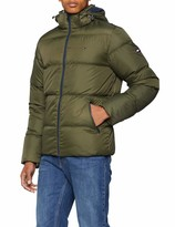 Tommy Jeans Herren TJM Essential Hooded Jacket Jacke