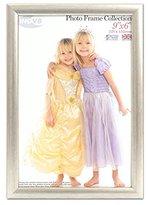 Inov-8 Inov8 British Made Traditional Picture/Photo Frame, 9x6-inch, Value Silver