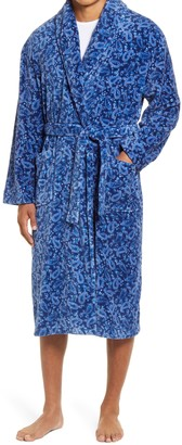 Majestic International Past And Present Plush Robe
