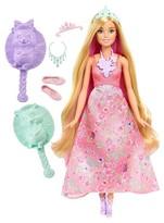 Mattel Barbie Dreamtopia Color Stylin' Princess Doll - Pink