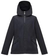 Moncler Girl's Dericia Hooded Windbreaker Jacket