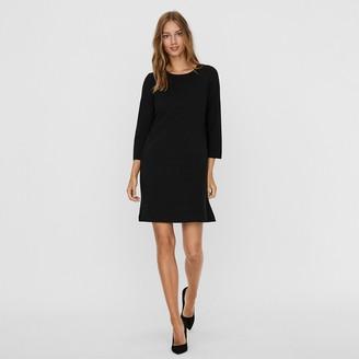Vero Moda Mini Dress with 3/4 Length Sleeves