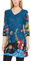 Joe Browns Women's Sassy Squirrel Tunic Long Sleeve Top,8