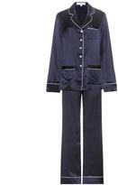 Olivia von Halle Coco silk pyjamas
