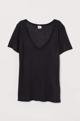 H&M Airy T-shirt